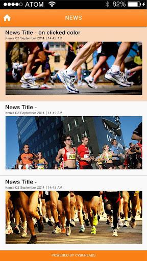 【免費運動App】Summer Run Festival-APP點子