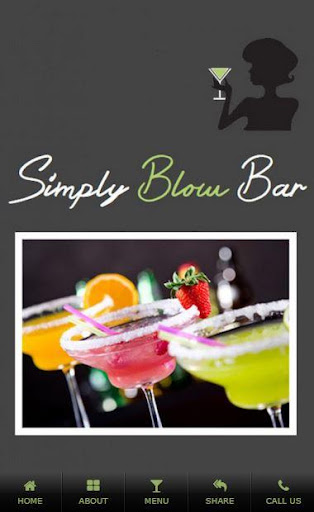 Simply Blow Bar