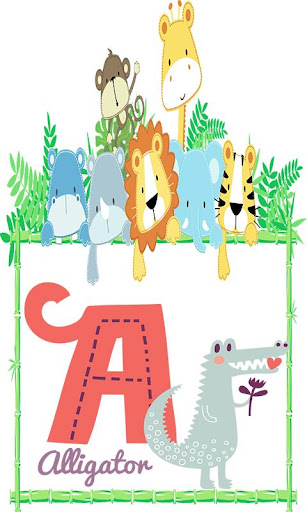 Alphabet Zoo Baby ABC