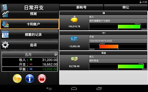 日常开支许可证 玩財經App免費 玩APPs