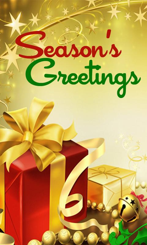 Season's Greetings- screenshot