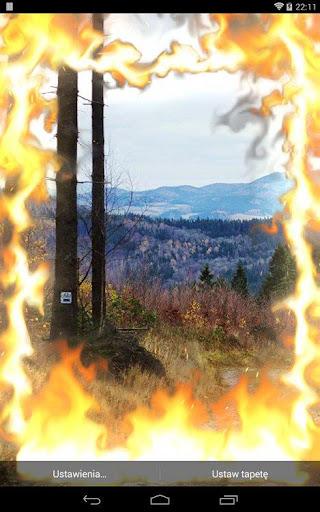 Magic Flames: Fire Sandbox (Magic Fluids Series) screenshot