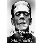 Frankenstein-Book