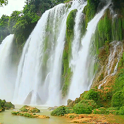 HD Waterfall 3D Live Wallpaper icon