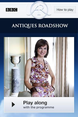 Antiques Roadshow Play-along - screenshot