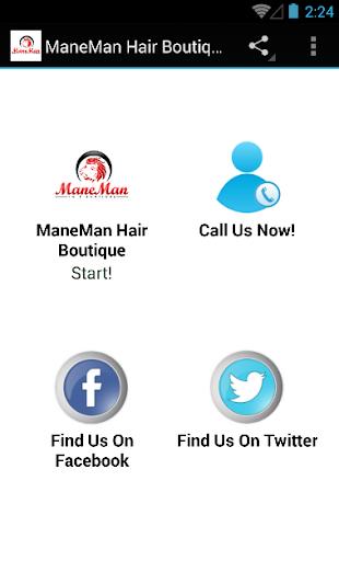 ManeMan Hair Boutique