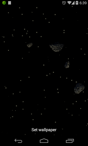 玩天氣App|Starry Space (Live Wallpaper)免費|APP試玩