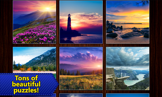 Jigsaw Puzzles Epic- screenshot thumbnail