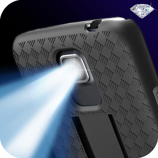 Deluxe LED 懐中電灯 + 生產應用 App LOGO-硬是要APP