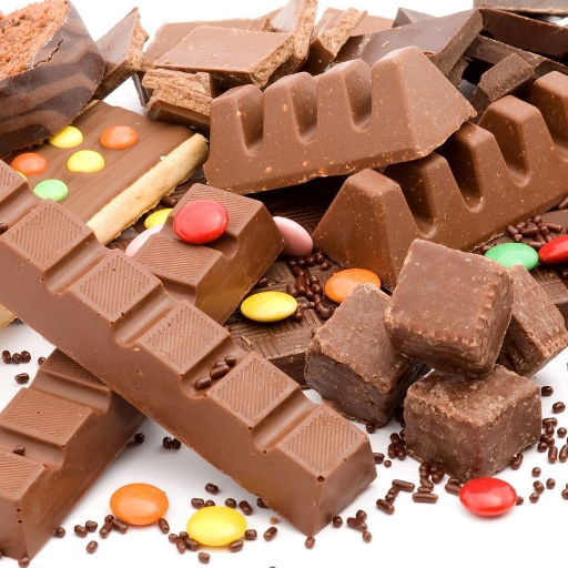 Chocolate Jigsaw Puzzles