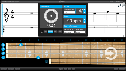 Learn Banjo Lessons & Practice 3.3.9 screenshots 2