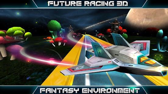 Future Racing 3D Pro