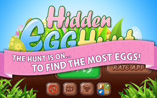 Hidden Egg Hunt