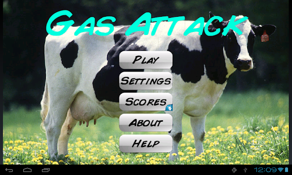 Gas Attack apk screenshot