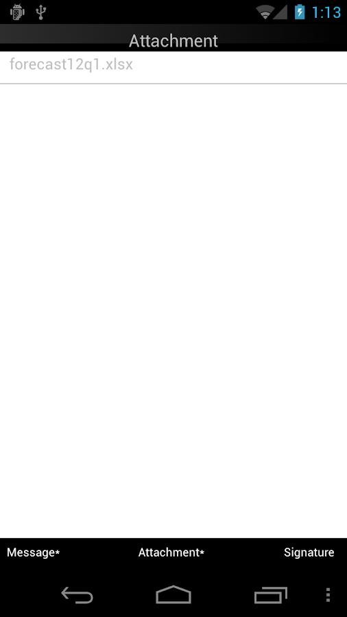 Symantec PGP Viewer- screenshot