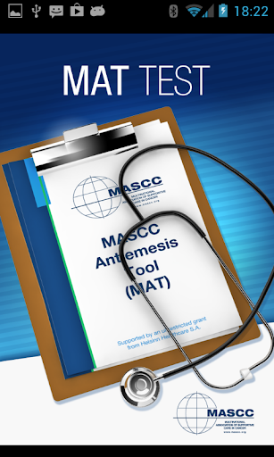 MASCC Antiemesis Tool MAT