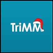TriMM Christmas Cardboard