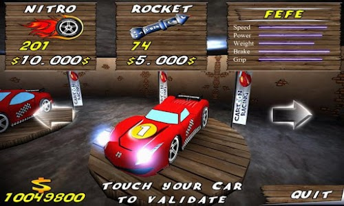 Cartoon Racing v1.0