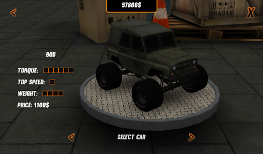 Toy Truck Rally 2- screenshot thumbnail