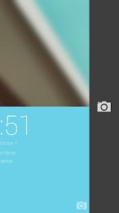 OnePlus Lockscreen screenshot