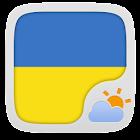 Ukrainian Language GOWeatherEX icon