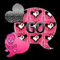 GlitterSkulls2GO SMS THEME icon