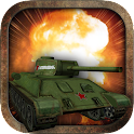 Armored Combat - Tank War Hero icon