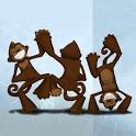 Los Monos Bailarines icon