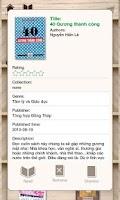 Screenshot of LacViet Reader