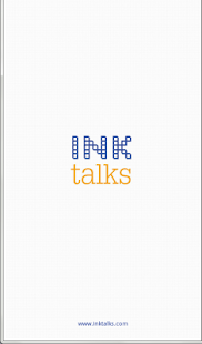 Ink Talks- screenshot thumbnail