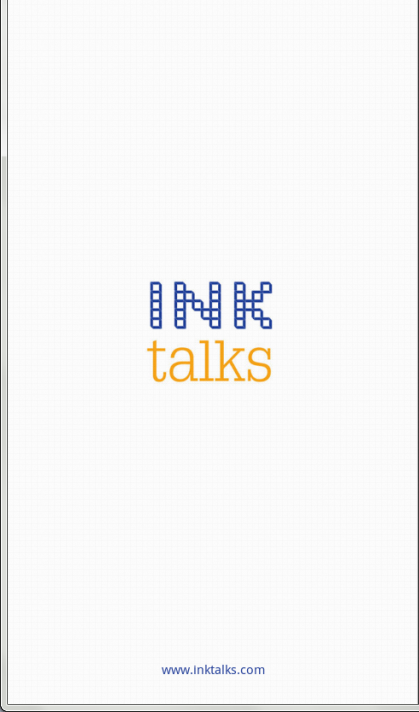 Ink Talks- screenshot