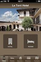 Screenshot of Le Torri Hotel