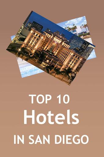 【免費旅遊App】San Diego Top Hotels Info-APP點子