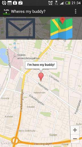 Where's my buddy - Free