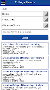 Scholarships.com - screenshot thumbnail