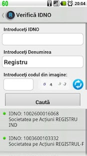 Registru - screenshot thumbnail