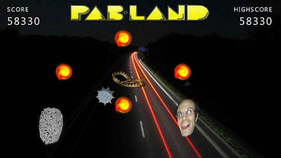 PAB-MAN in PAB-LAND Casual G5- screenshot thumbnail