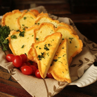 Garlic Bread.