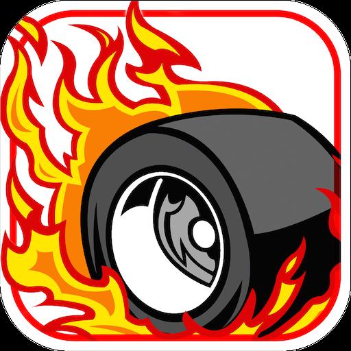 赛车游戏のLIMBO RACING - SHADOW STUNTS LOGO-記事Game