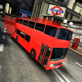Bus Rampage: London City Rush