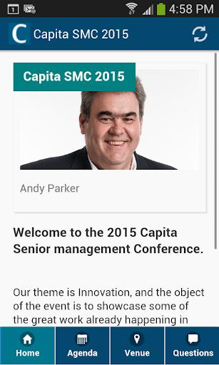 玩免費商業APP 下載Capita SMC 2015 app不用錢 硬是要APP
