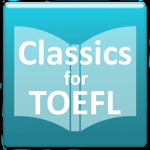 Classics for TOEFL 書籍 App LOGO-APP開箱王