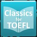 Classics for TOEFL icon
