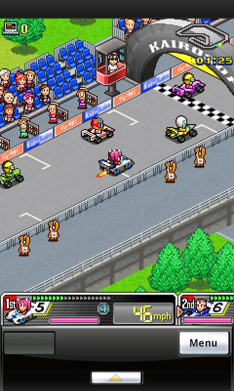 Grand Prix Story - screenshot