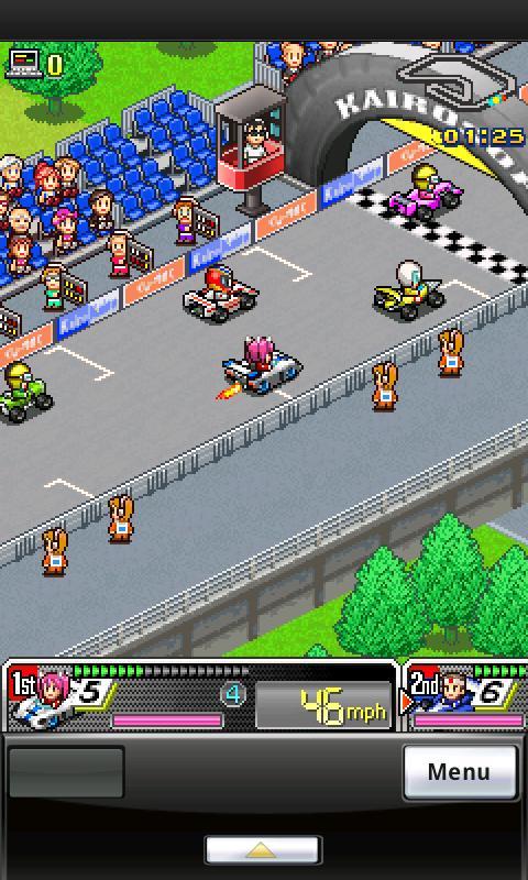 Grand Prix Story screenshot #1
