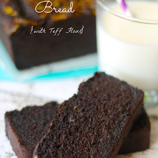Chocolate Zucchini Bread Recipe – gluten-free & vegan with sugar-free option