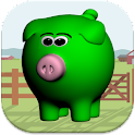 Pig Shooter 3D icon