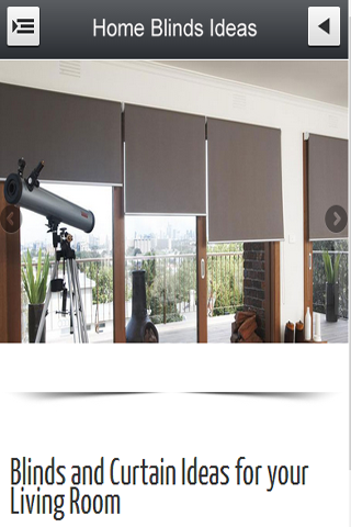 Home Shades and Blinds Ideas