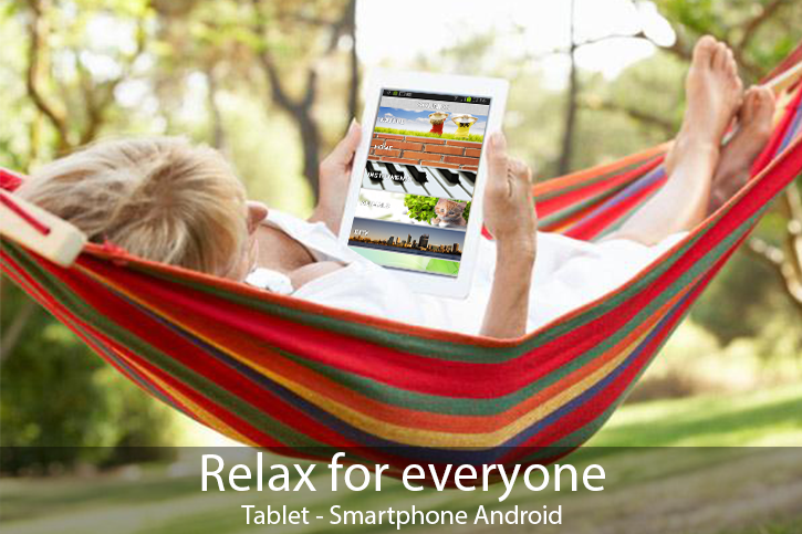 Relax for everyone - screenshot