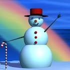 Happy Holidays Revolving WP icon